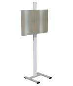 Stainless steel display support