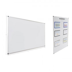 Dry Erase Board, Magnetic, Custom Sizes and Material Available | DISPLAY PANEL