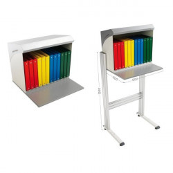 Protection box with binder   DOCAPOST 500