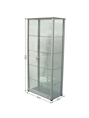 Glass display case | DISPLAY CASE B