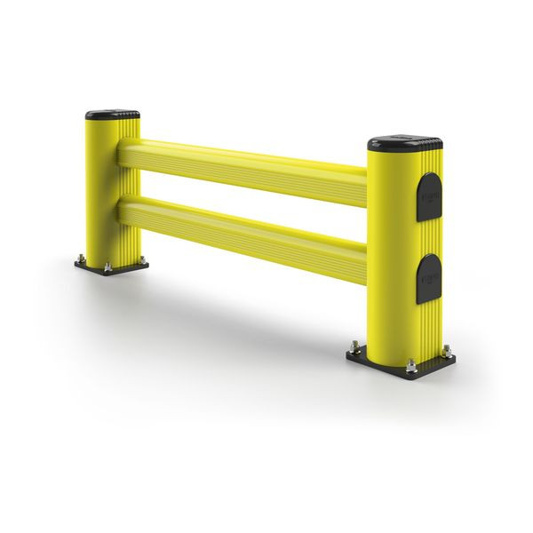 Traffic barrier   Shelving protection