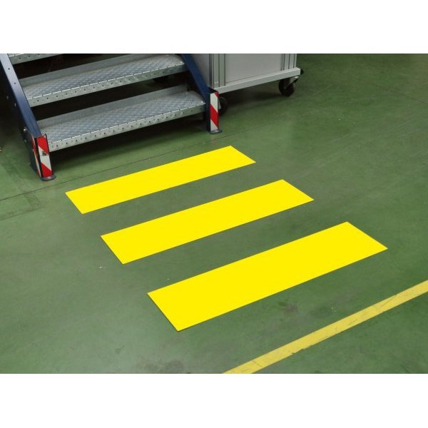 EXTRA adhesive passageway for floor marking