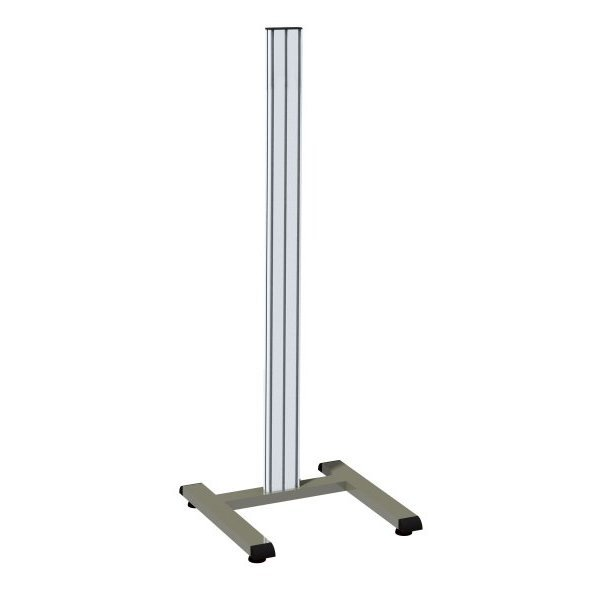Single stainless steel stand
