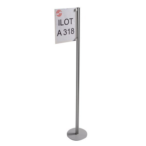 TOTEM Aluminium display bracket | TOTEM UNIT