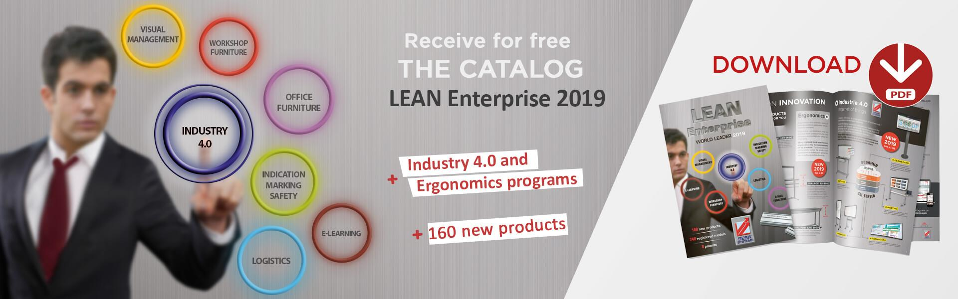 Lean Entreprise 2019 catalog